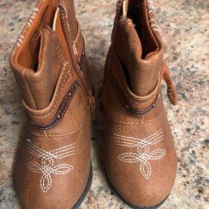 Toddler Girls granimals Western Boots